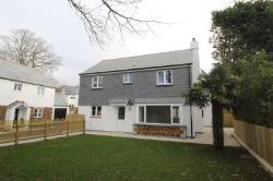 Detached House For Sale  Redruth Cornwall TR15