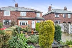 Semi Detached House For Sale Ranby Retford Nottinghamshire DN22