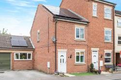 Semi Detached House To Let Tuxford Newark Nottinghamshire NG22