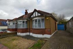 Semi - Detached Bungalow To Let  Rochester Kent ME1