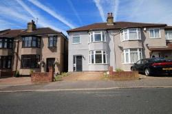 Semi Detached House For Sale  Romford Essex RM5