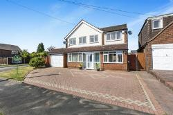 Detached House For Sale Rednal Birmingham Worcestershire B45