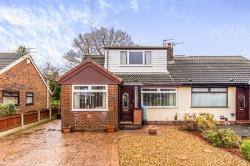 Semi Detached House For Sale  OLDHAM Greater Manchester OL4
