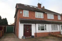Semi Detached House For Sale  Chertsey Surrey KT16