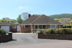 Detached Bungalow For Sale  Sidmouth Devon EX10