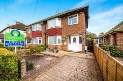 Semi Detached House For Sale Colney Heath St. Albans Hertfordshire AL4