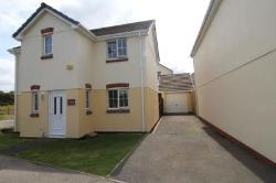 Detached House For Sale Penwithick St. Austell Cornwall PL26