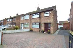 Semi Detached House For Sale Thatto Heath St. Helens Merseyside WA9