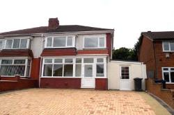Semi Detached House For Sale Kitts Green Birmingham West Midlands B33