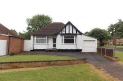 Detached Bungalow For Sale Yardley Birmingham West Midlands B25