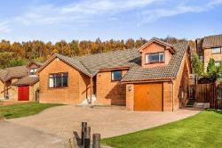 Detached Bungalow For Sale Tullibody Alloa Clackmannanshire FK10
