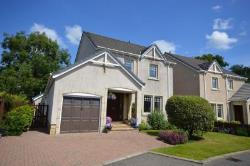 Detached House For Sale Dunblane Greenloaning Stirlingshire FK15
