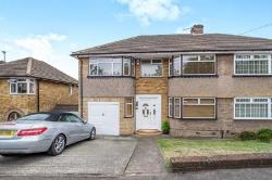Semi Detached House For Sale Strood Rochester Kent ME2