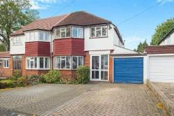 Semi Detached House For Sale  Sutton Surrey SM1