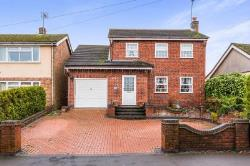 Detached House For Sale Rosliston Swadlincote Leicestershire DE12
