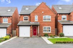 Detached House For Sale Church Gresley Swadlincote Derbyshire DE11