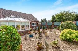 Detached Bungalow For Sale Newhall Swadlincote Derbyshire DE11
