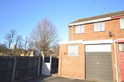 Semi Detached House To Let Newhall Swadlincote Derbyshire DE11
