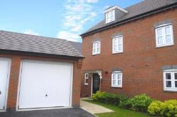 Semi Detached House To Let Church Gresley Swadlincote Derbyshire DE11