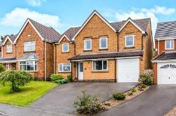 Detached House For Sale  SWADLINCOTE Derbyshire DE11