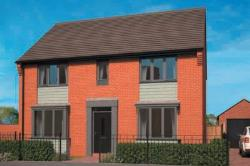 Detached House For Sale Lawley Village Telford Shropshire TF3