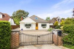 Detached Bungalow For Sale Winsor Southampton Hampshire SO40