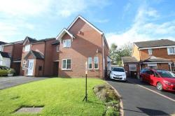 Detached House For Sale Biddulph Stoke-On-Trent Staffordshire ST8