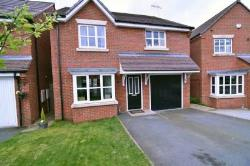 Detached House For Sale Brindley Village Stoke-On-Trent Staffordshire ST6