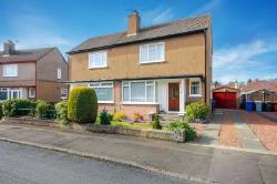 Semi Detached House For Sale Uddingston Glasgow Lanarkshire G71