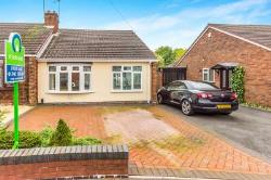 Semi - Detached Bungalow For Sale  Wolverhampton Staffordshire WV11