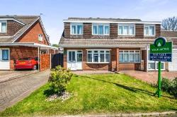Semi Detached House For Sale  Willenhall West Midlands WV12