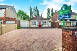 Detached Bungalow For Sale Wednesfield Wolverhampton Staffordshire WV10