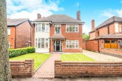 Detached House For Sale Wednesfield Wolverhampton Staffordshire WV11