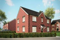 Detached House For Sale Hadley Telford Shropshire TF1