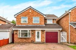 Detached House For Sale Leegomery Telford Shropshire TF1