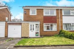 Semi Detached House For Sale Whickham Newcastle Tyne and Wear NE16