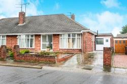 Semi - Detached Bungalow For Sale Marden Estate North Shields Tyne and Wear NE30