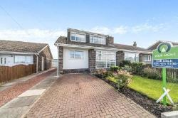 Semi - Detached Bungalow For Sale Barlow Blaydon-On-Tyne Tyne and Wear NE21