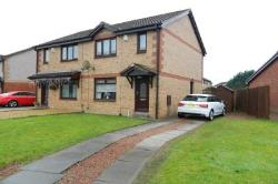 Semi Detached House For Sale Overtown Wishaw Lanarkshire ML2