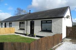 Semi - Detached Bungalow For Sale Cambusnethan Wishaw Lanarkshire ML2