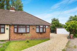 Semi - Detached Bungalow For Sale  WOLVERHAMPTON Staffordshire WV4
