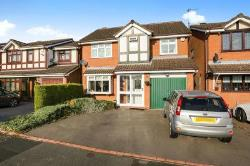 Detached House For Sale Pendeford Wolverhampton Staffordshire WV9