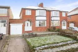 Semi Detached House For Sale  Wolverhampton Staffordshire WV4