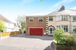 Semi Detached House For Sale  Wolverhampton Staffordshire WV10