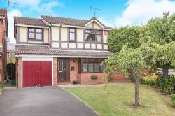 Detached House For Sale  Wolverhampton Staffordshire WV9
