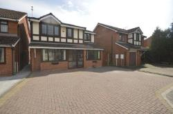 Detached House To Let Pendeford Wolverhampton Staffordshire WV9