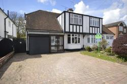 Semi Detached House To Let  Rickmansworth Hertfordshire WD3