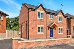 Detached House For Sale Swanwick Alfreton Derbyshire DE55