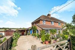 Semi Detached House For Sale Ludgershall Andover Wiltshire SP11