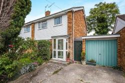 Semi Detached House For Sale Stanwell Staines-Upon-Thames Berkshire TW19
